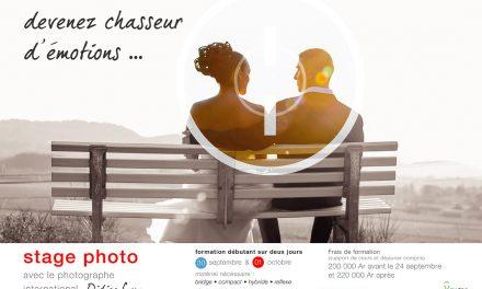 Formation en photographie numérique