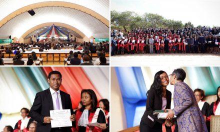 Graduation promotion Milofo