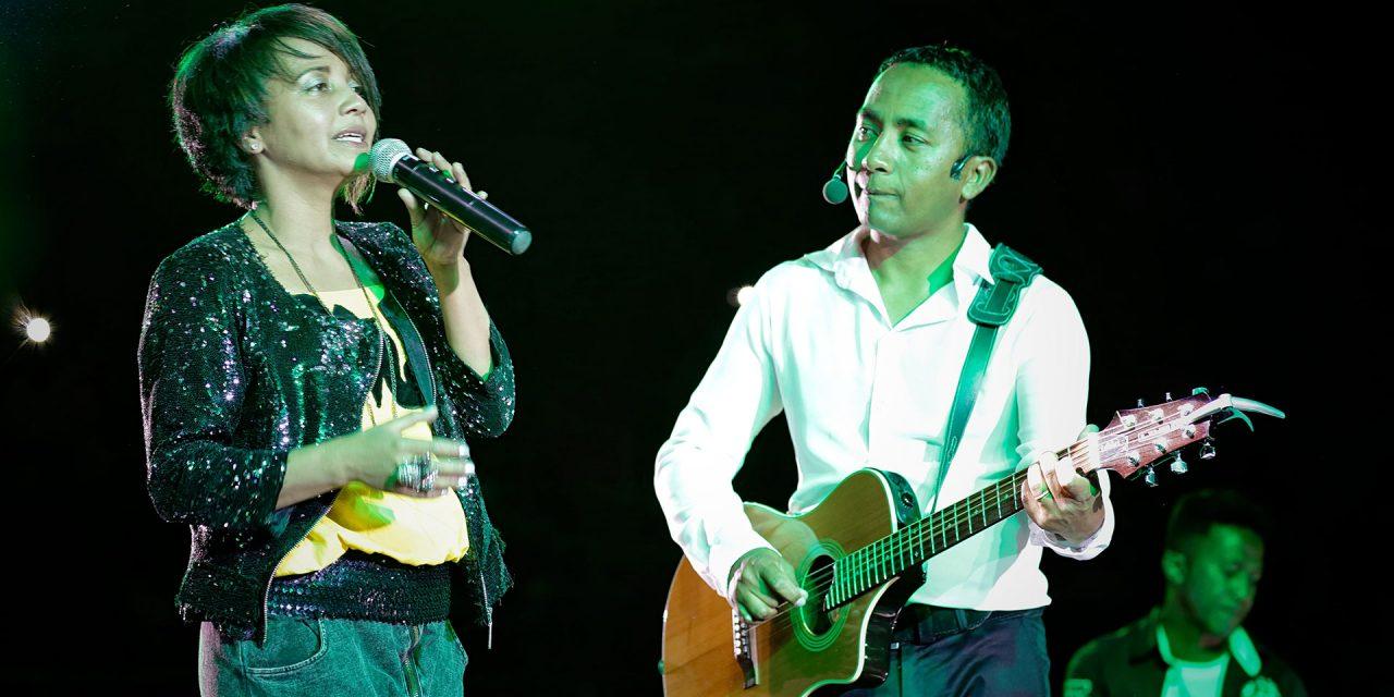 Concert du groupe 'Zay au Palais des Sports
