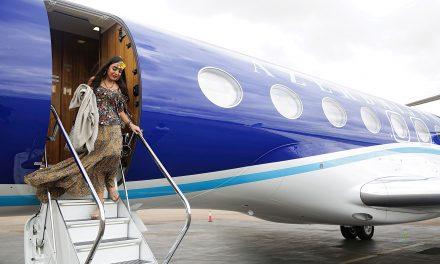 La fille du président d'Azerbaïdjan en visite privée à Madagascar