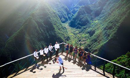 Mariage à la Réunion, de la hauteur pour le grand jour
