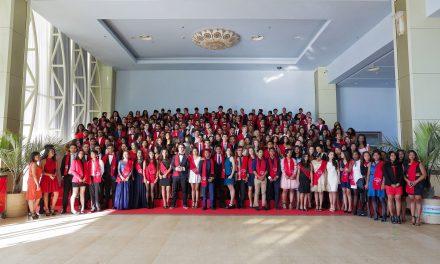 Graduation du LFT 2017
