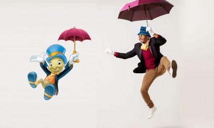 Blaise Andrianarivony ( Jiminy Cricket )