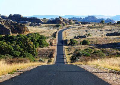 Route de l'Isalo