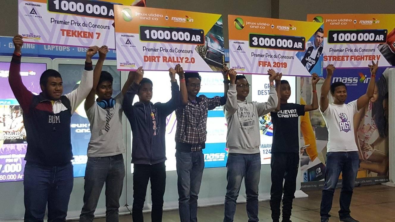 Maka, représentera Madagascar à l'Africa Esports