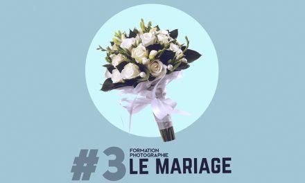 11e Formation photo : la couverture photo de mariage