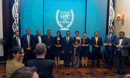Trophée HEC- Bernard Ramanantsoa : Ymagoo élu Lauréat dans la catégorie « Notoriété de la marque »