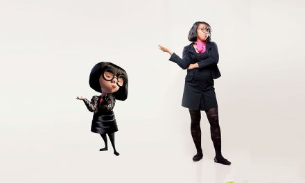 Miora Ranaivo ( Edna Mode)
